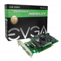 Tarjeta de Video  EVGA GEFORCE 9800GT  1GB DDR3 PCI-E 2.0 HDMI