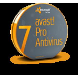 avast! Pro Antivirus 8