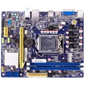 Tarjeta Madre  Foxconn  H61MXE Intel® CORE i7/i5/i3 SK1155/H2 2xDDR3 HD