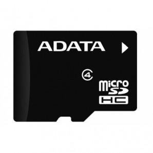 Memoria Micro Secure Digital ADATA 16GB con adaptador Clase 4